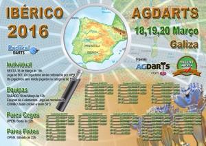 Ibérico AGDARTS 2016 Portugal